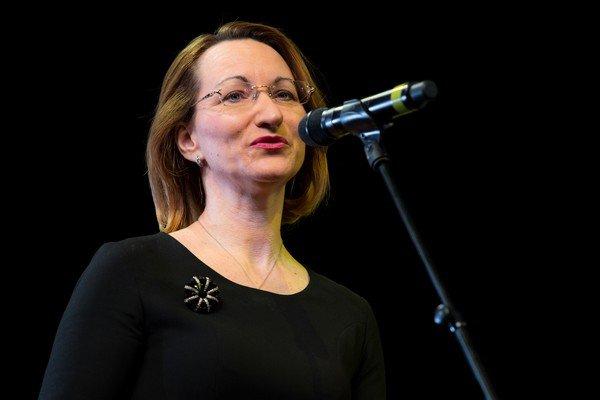03 Latvijas Republikas kulturas ministre Dace Melbarde