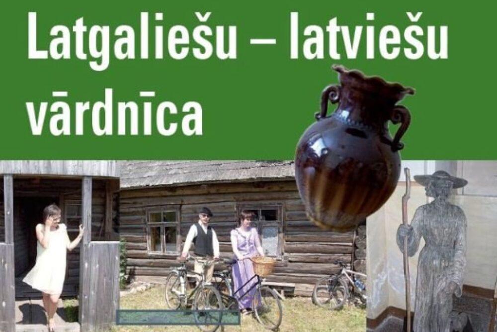 """Vaļuka """"Latgalīšu – latvīšu vuordineica"""""""