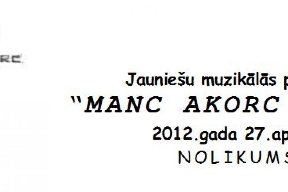 Manc Akorc 2012