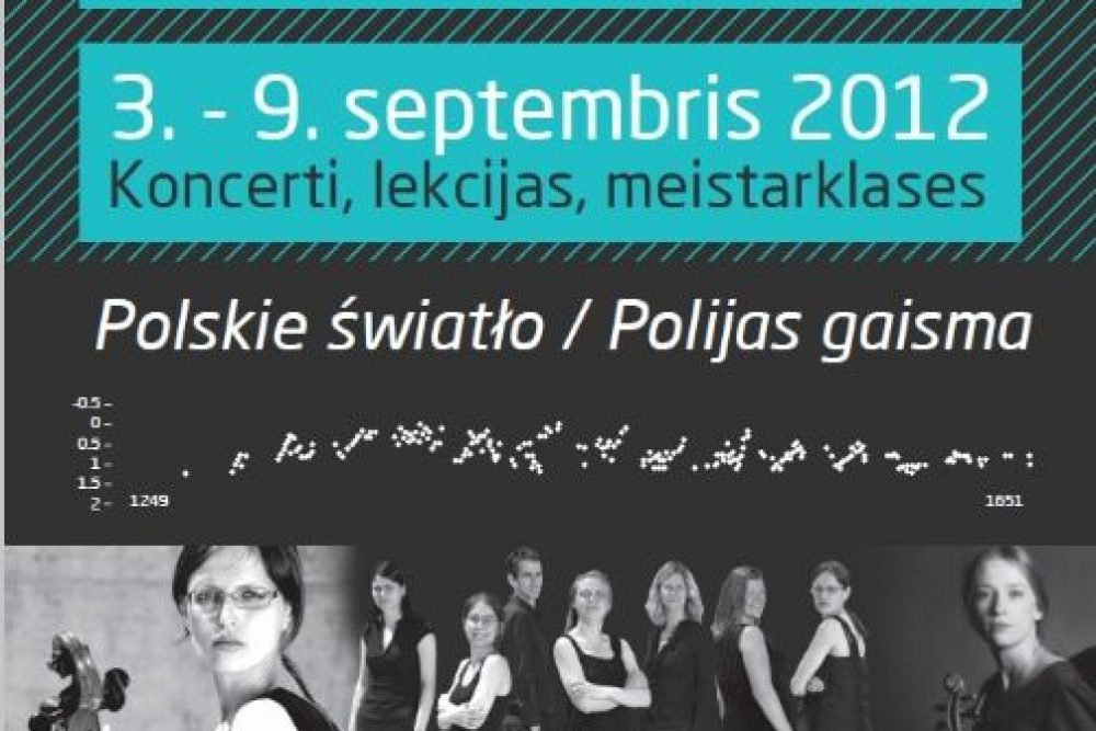 Latgolā suocas Baroka muzykys dīnys