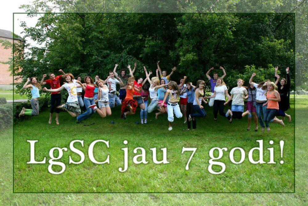 Latgolys Studentu centram oficiali jau 7 godi!