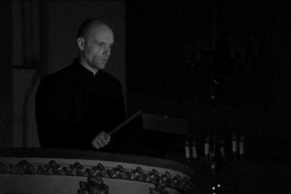 Komponists Rihards Dubra radejs muzyku kinai par Latgolys partizanim