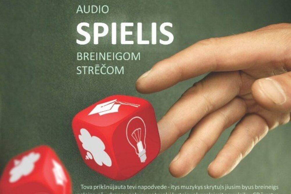 Latgaliskuo SPIEĻU audio diska konkursa rezultati