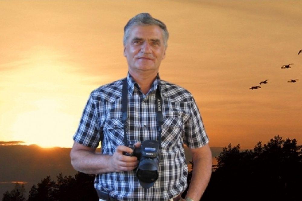 Fotomuokslinīka Jura Buklovska izstuode Latgolys Centralajā bibliotekā