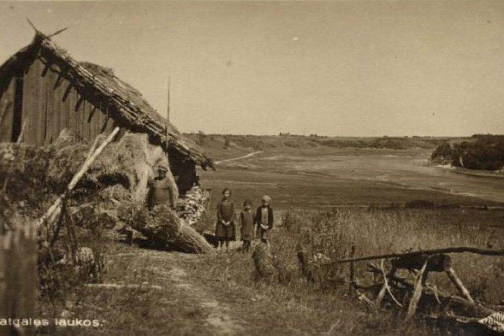Latgola i Latvejis lauku dorbaspāka vaicuojums 1934.–1940. godā
