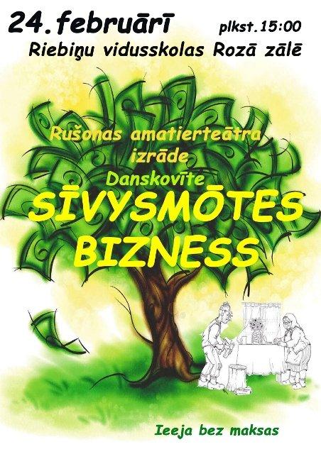 Sivysmuotis bizness