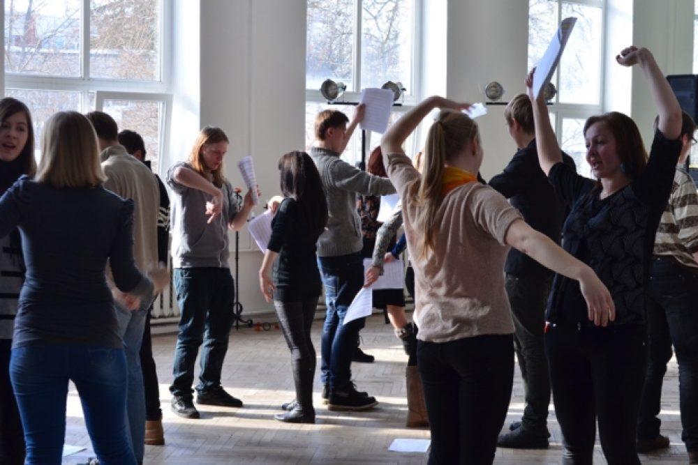 Latgolys viestnīceiba GORS gatavojās atkluošonys koncertam