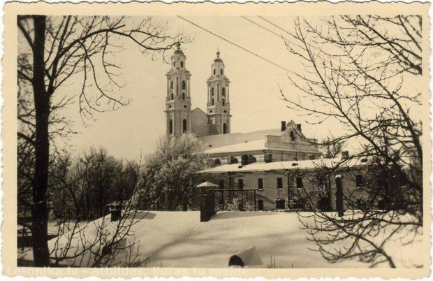 Jezuitu klustera aka Daugovpils