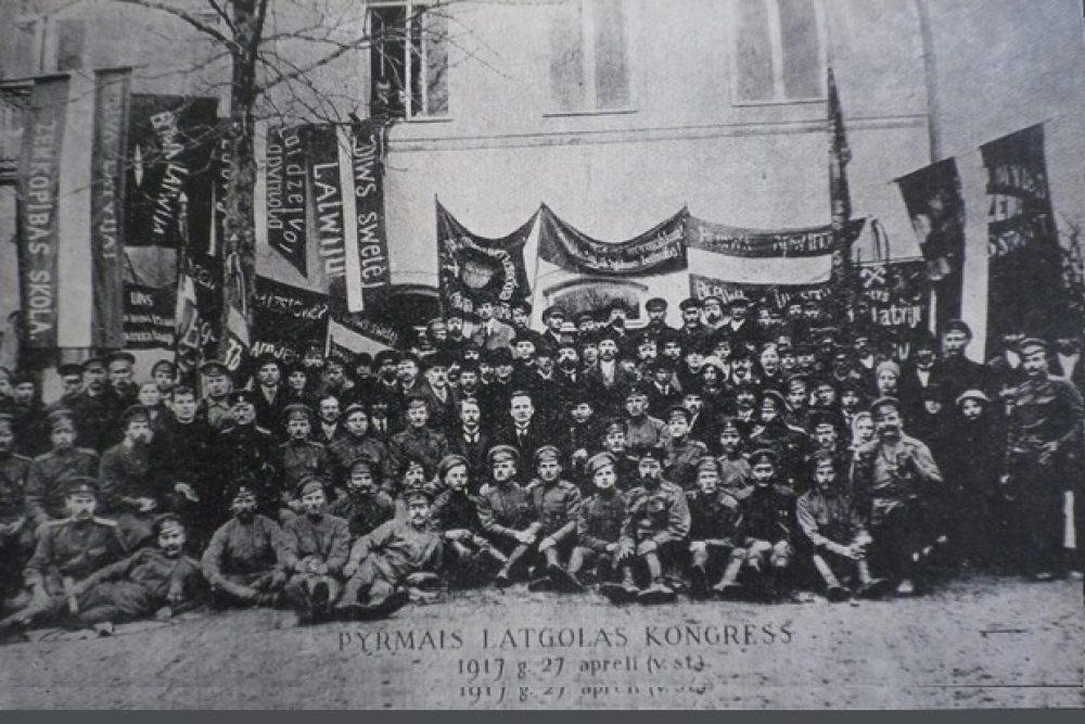 """Nūslādzūšī raidejumi cyklā """"No Latgales kongresa līdz Latvijas simtgadei"""""""