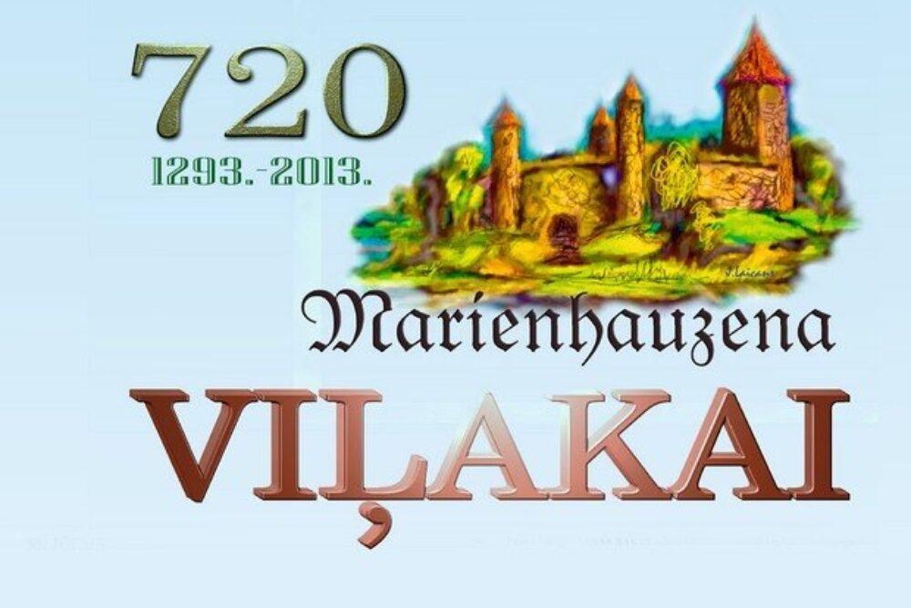 Vileks svieteis 720. jubileju