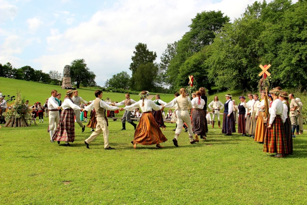 "Nūtiks folklorys ansambļu festivals ""Gorūza – 2013"""