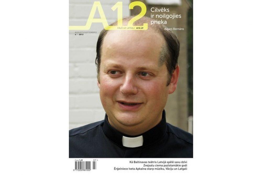 """Kū skaitiet žurnala """"A12"""" jaunajā numerī?"""