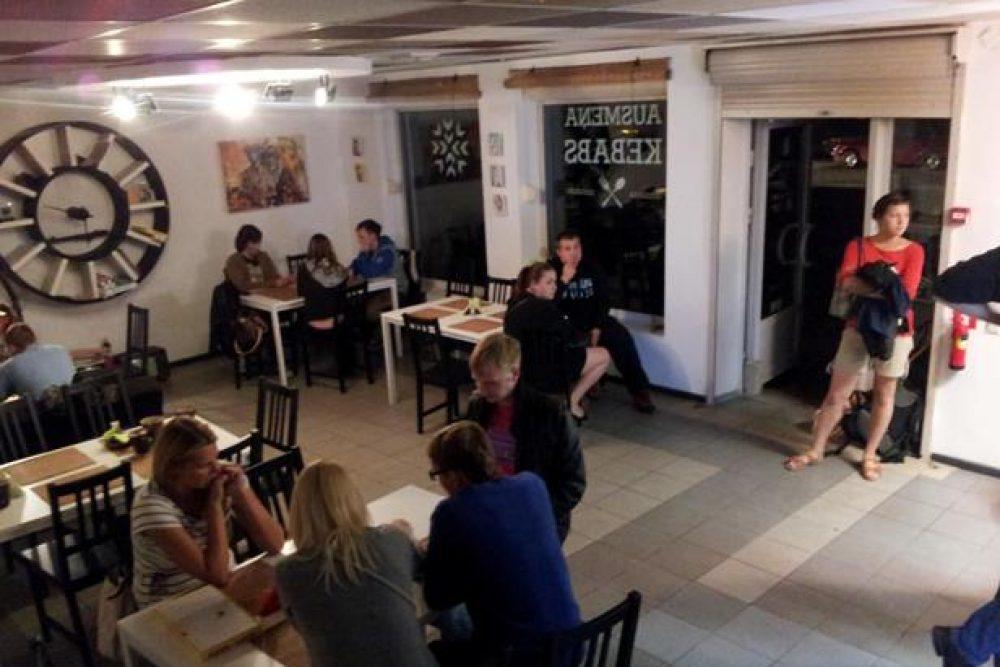 Par Ausmeņu i kebabim – interveja ar Valteru Murānu