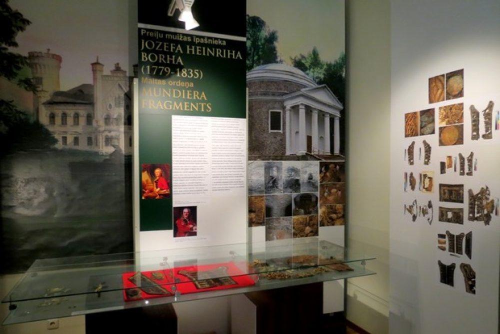 Unikals arheologiskais atrodums Preiļūs