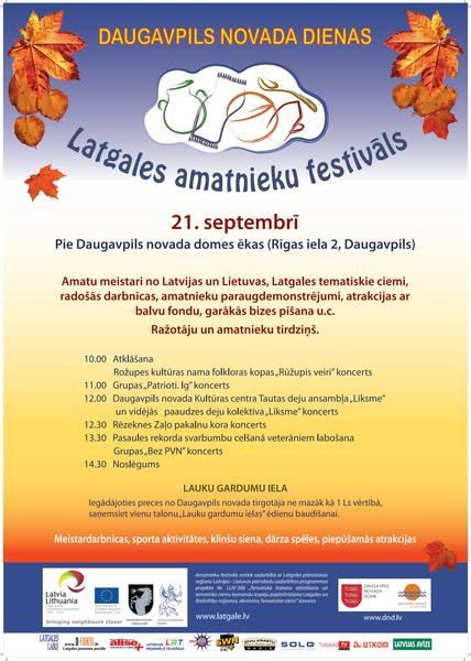 Latgales amatnieku festivals