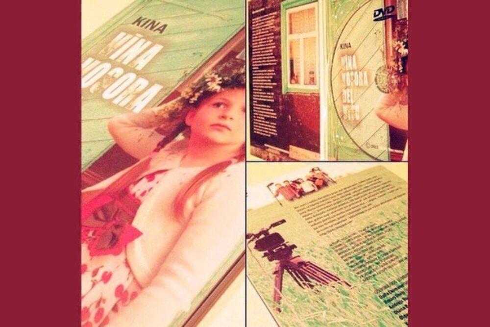"""Kina """"Vīna vosora deļ vysu"""" CD formatā"""