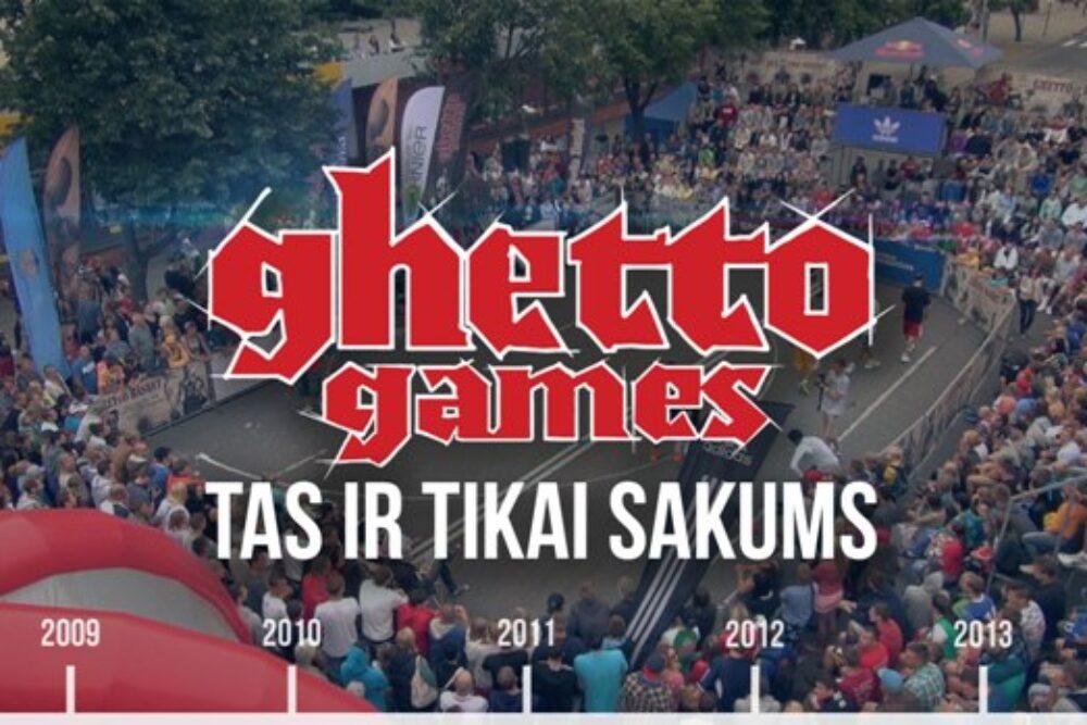 """Latgolā tiks izruodeita """"Ghetto Games"""" kina"""