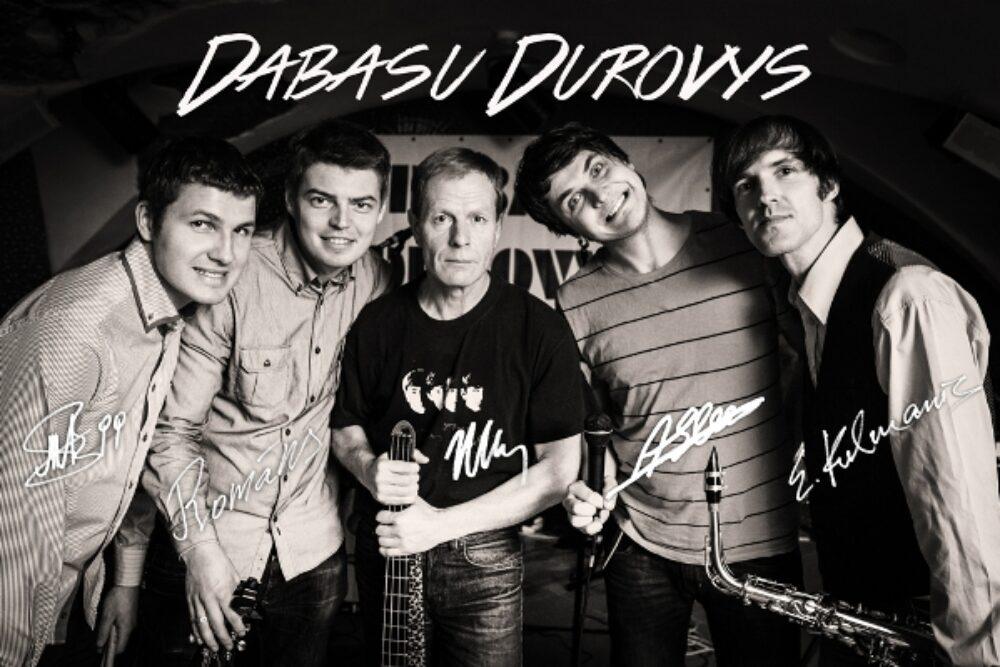 """Grupai """"Dabasu Durovys"""" jauna dzīsme"""