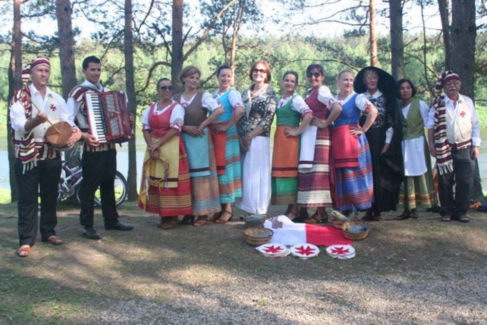"Aizvadeits Storptautiskais tautys muokslys festivals ""Augšdaugava 2014"""