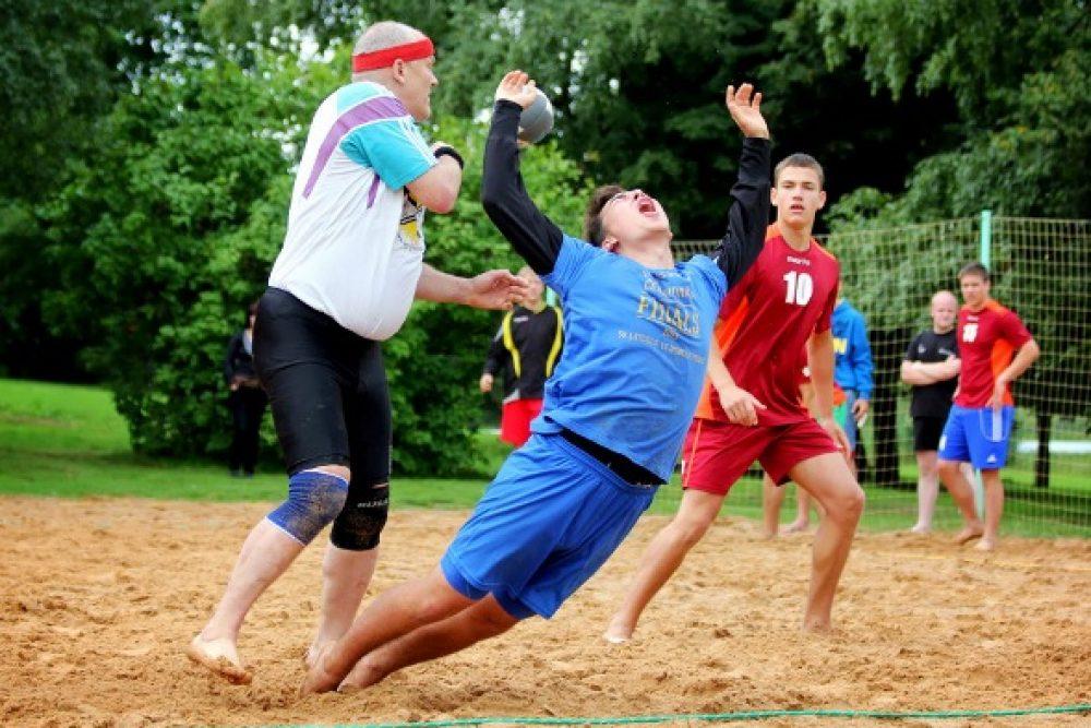 Augustā Ludzā nūtiks pludmalis handbola turnirs