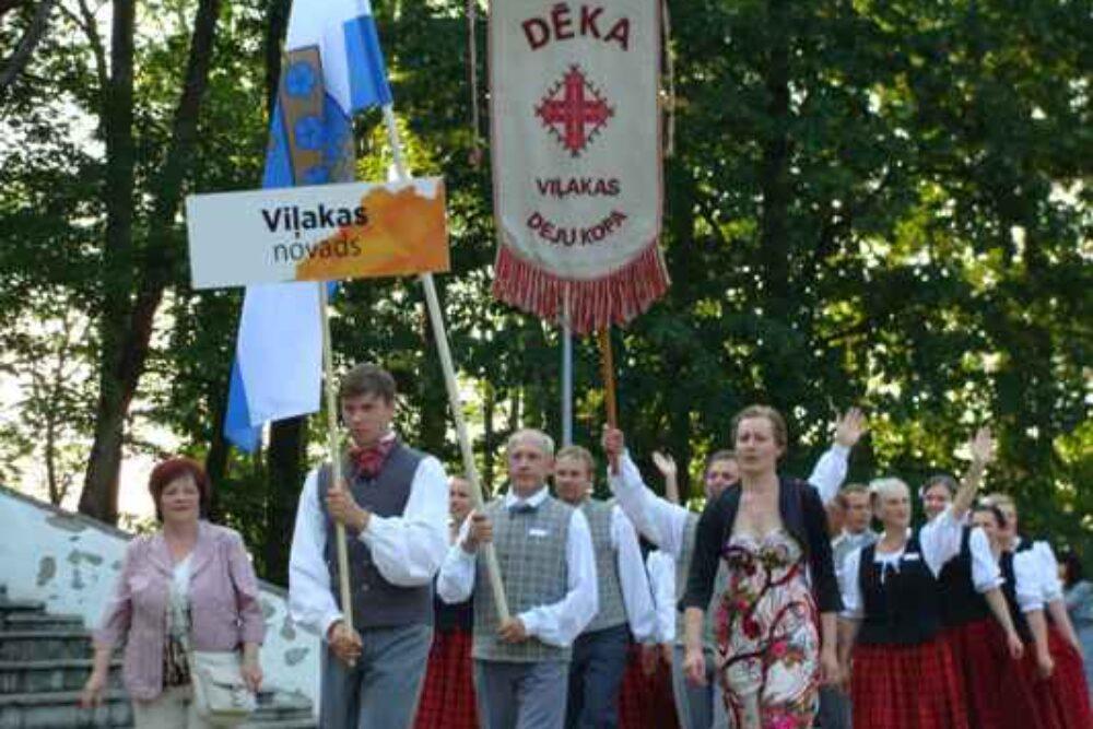 """Storptautiskais deju festivals """"Eima, Eima"""" – Ruguojūs, Bolvūs, Viļakā"""