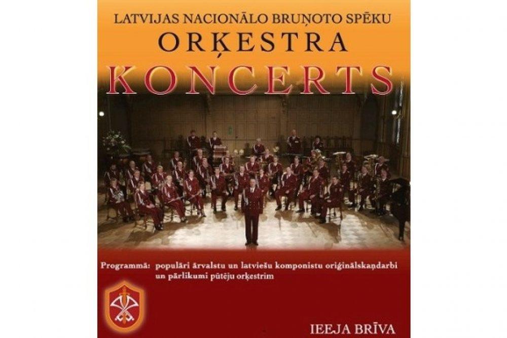 NBS orkestris koncertēs Latgolā