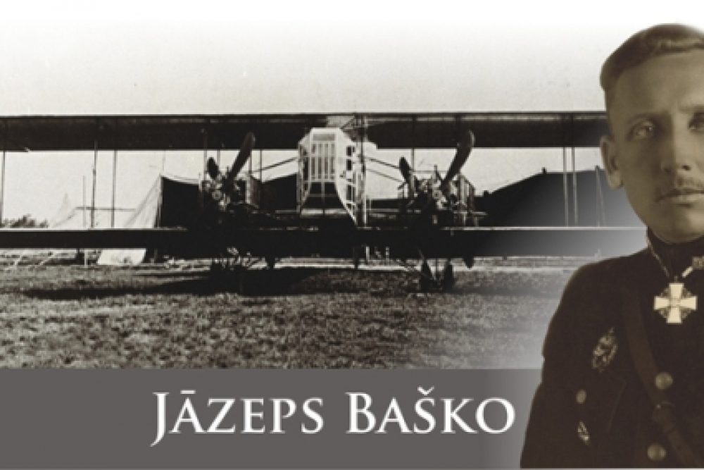 """Preiļūs atkluos izstuodi """"Jezups Baško – gaisa fūrmanis"""""""