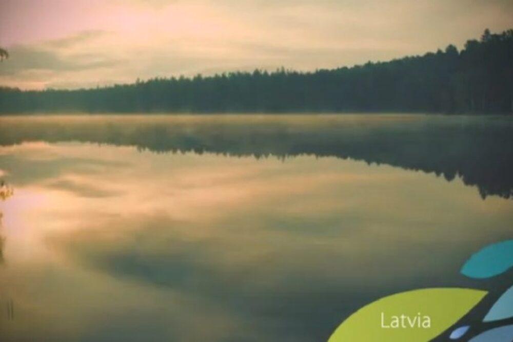 Jauns turisma video par Latgolu