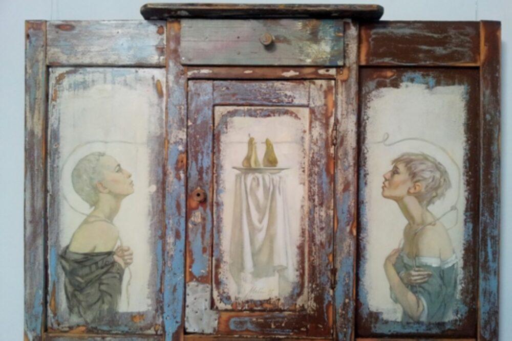 Latgolys Kulturviesturis muzejā apsaverama Anatoleja Zelča izstuode
