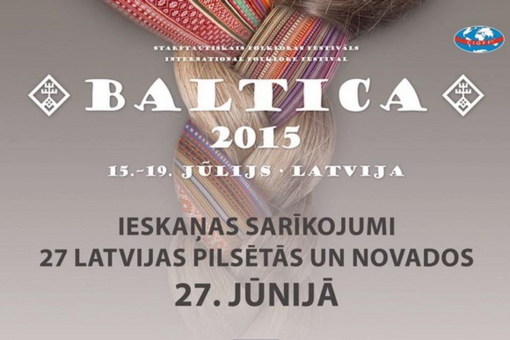 """""""Baltica 2015"""" īskanis nūtikšonys Latgolā"""