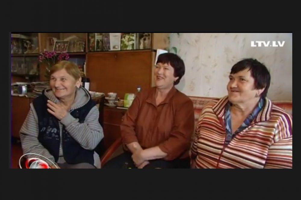 "Festivalā ""Baltica"" pīsadola ari Sibira latgalīši"