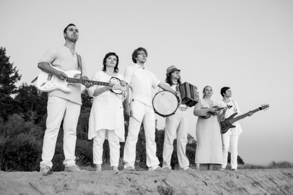 """Laimas Muzykanti"" pīsadaleis storptautiskā muzykys festivalā Uzbekistanā"