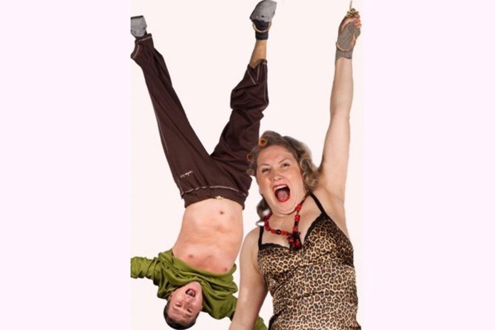 Daugovpiļs teatrī īstudej šokejūšu komedeju latgaliski