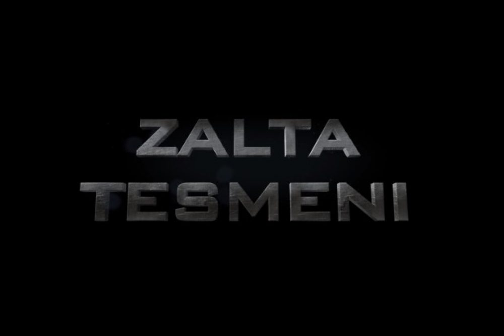 "Gaidoma jauna gruomota – Raibuo ""Zalta tesmeni"""