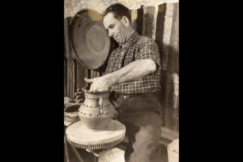 Ludzā apsaverama keramikam Apolinarejam Diegļam veļteita izstuode