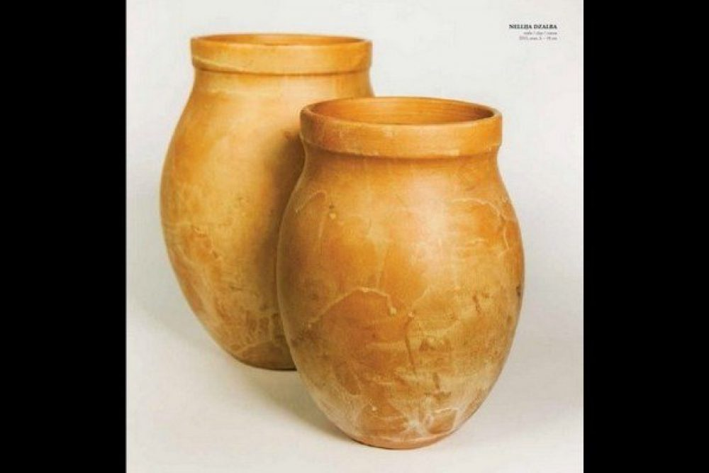 """Mencendorfa nomā atkluos keramiku studejis """"Latgale"""" izstuodi"""
