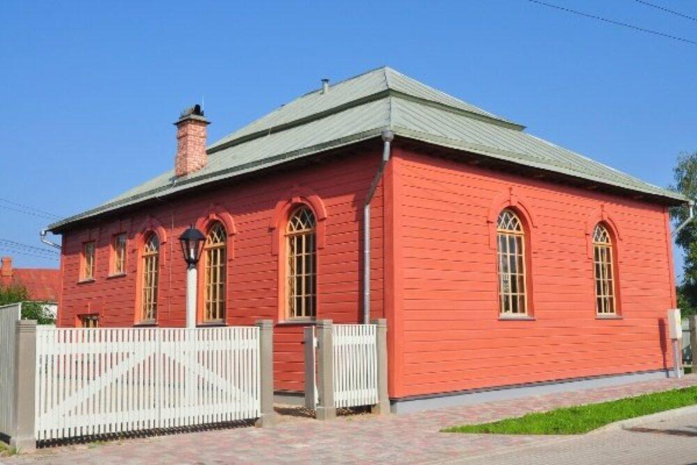 Piec restauracejis tiks atkluota Ludzys Leluo sinagoga
