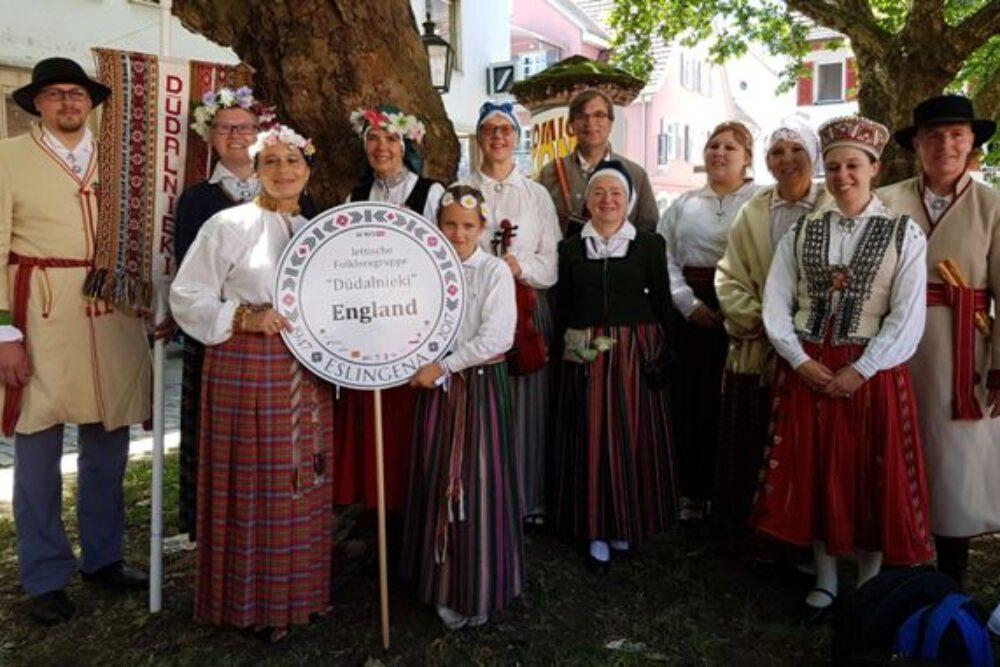 Latgaliskuo muzyka skaņ ari uorpus Latvejis