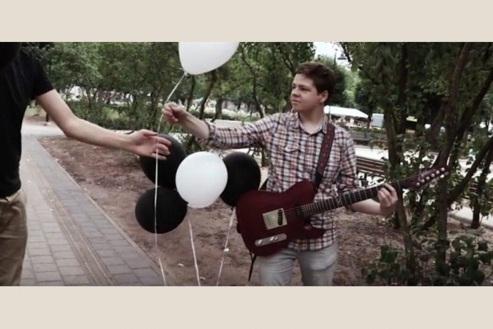 """Emīls Bauga debitej muzykā ar dzīsmi """"Stuosts"""""""