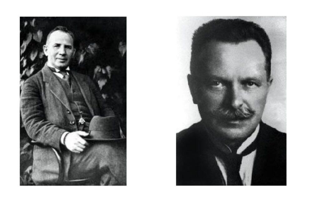 """""""No Latgales kongresa līdz Latvijas simtgadei"""" par Fraņci Trasunu i Fraņci Kempu"""