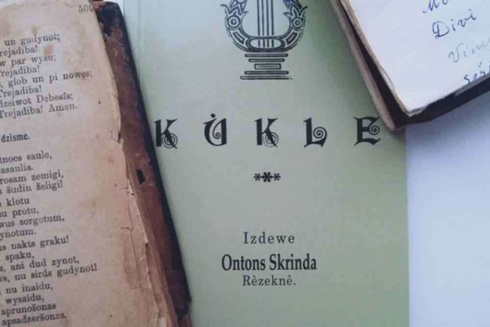 """Dzejis antologeja """"Kūkle"""" (1914, 2017): vēļ vīna sevis atkluošona"""