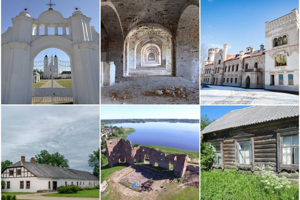 Latgolā atjaunuos vairuokus turistu īcīneitus kulturys pīminekļus