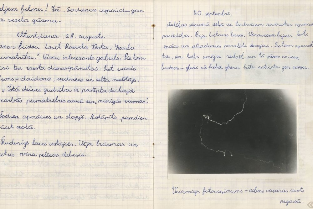 Īsasaisti Latvīšu folklorys kruotivis autobiografeju kruojuma izveidē