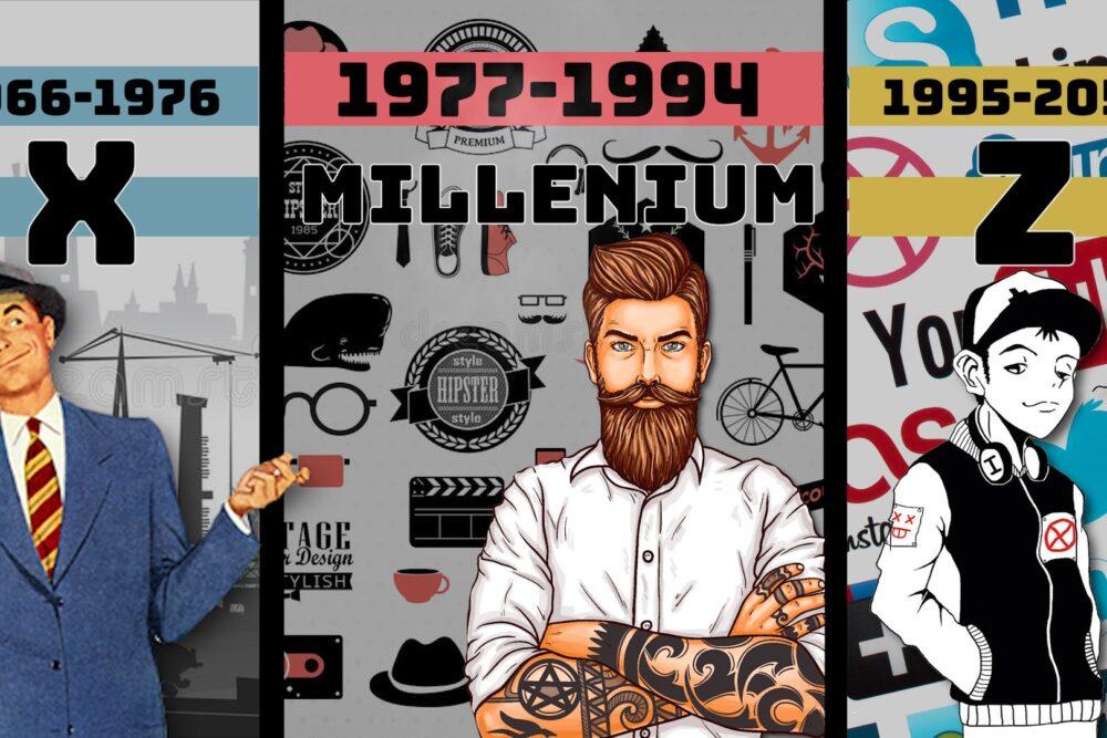 Raidejums par Millenium paaudzi sasateik ar Arnoldu Strodu nu Norvegejis