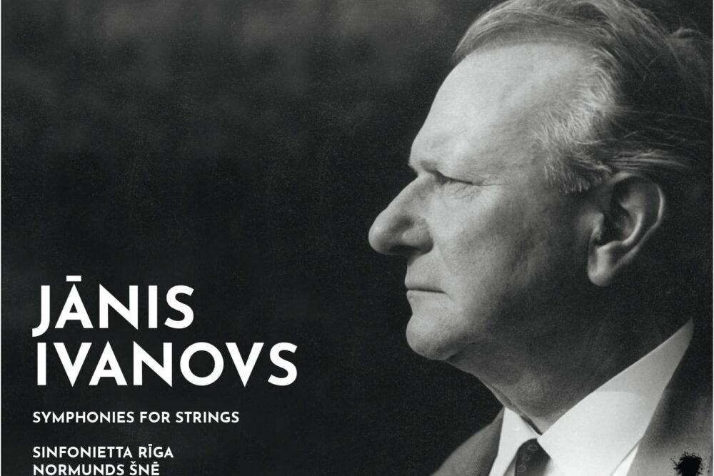 Klauseituojim vysā pasaulī daīmams komponista Juoņa Ivanova albums