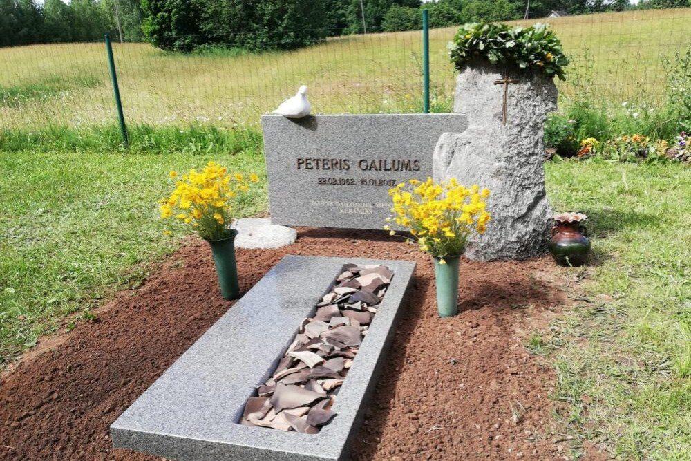 Pītera Gailuma pīmiņai