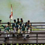 """Dinaburga 1812"": kaujis rekonstrukceja, ampira balle, latgaļu i vikingu apmetnis"