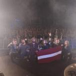 """Lobuokuo latgalīšu metala grupa """"Varang Nord"""""""