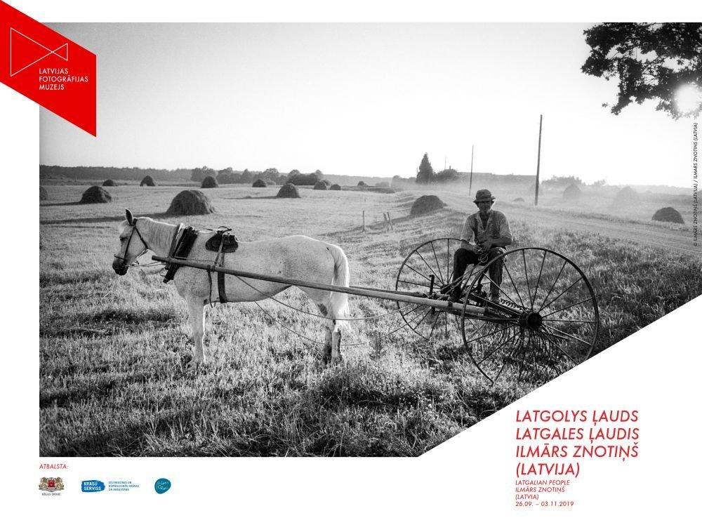 """Fotoizstuodis """"Latgolys ļauds"""" atkluošona @ Latvejis Fotografejis muzejs"""