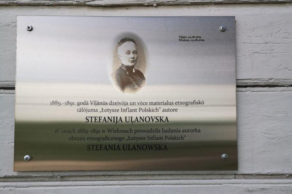 Etnografis Stefanejis Uļanovskys mozuok zynomī dzeivis fakti